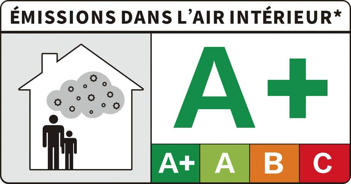 """喜获""""法国A+认证"""",环保品质再升级"""